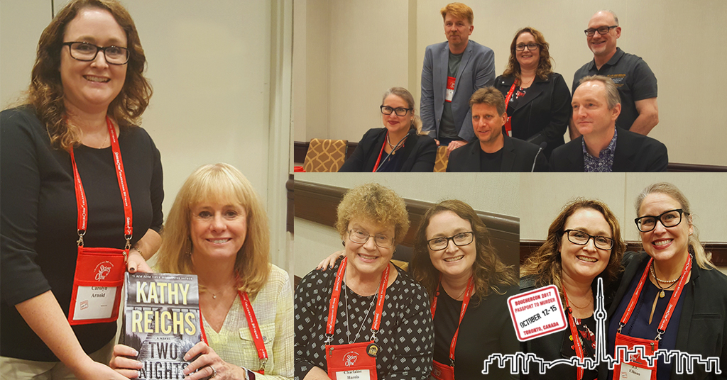 Reliving the #Mystery Conference @Bouchercon2017
