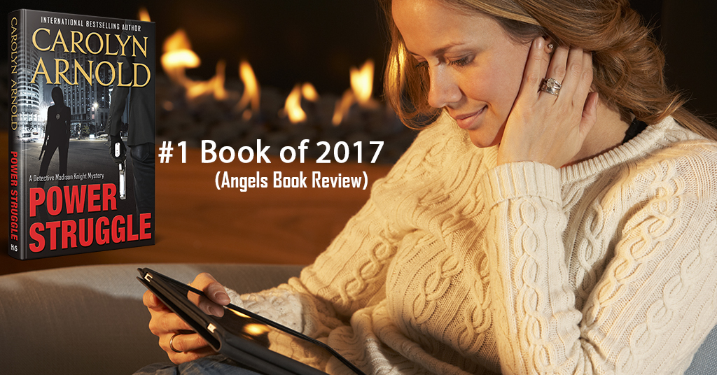 Read an excerpt from the #1 Book of 2017 (Angels Book Reviews)!