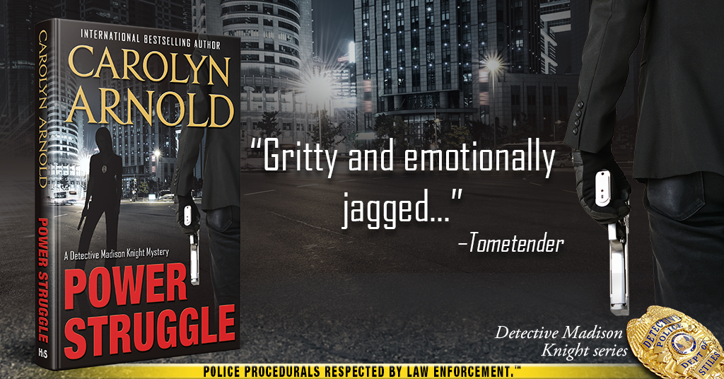 "A reviewer has pegged POWER STRUGGLE as ""gritty and emotionally jagged"" #Excerpt"