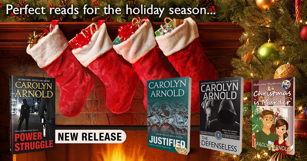 'Tis the Season for Murder: 4 Bestselling Whodunnits