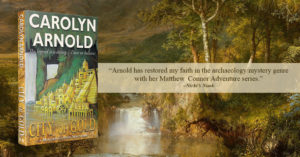 Why is Everyone Talking About CITY OF GOLD? by Carolyn Arnold @Carolyn_Arnold action adventure books