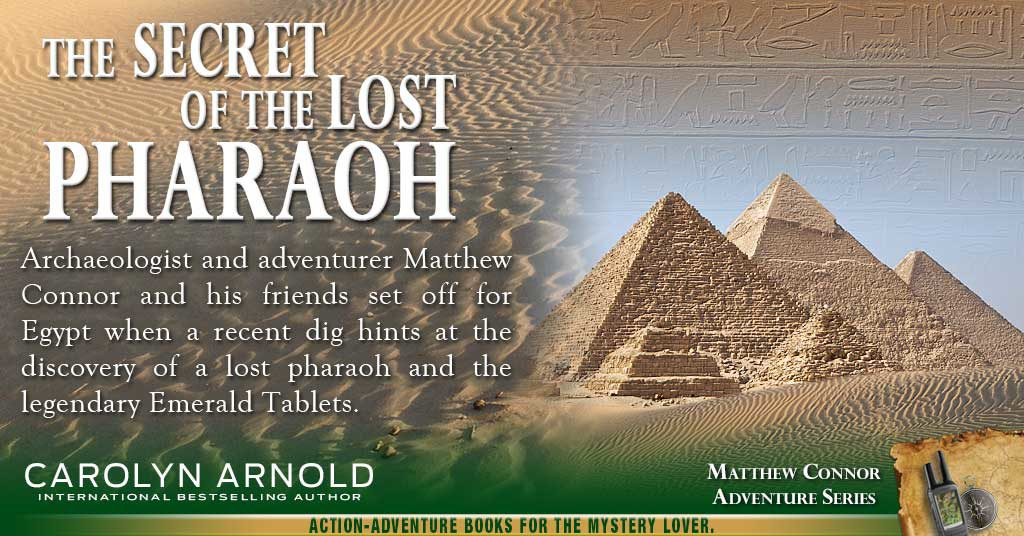 The secret of the lost pharaoh author carolyn arnold gumiabroncs Gallery