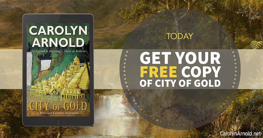 Download Your #Free Copy of CITY OF GOLD #LimitedTimeOffer