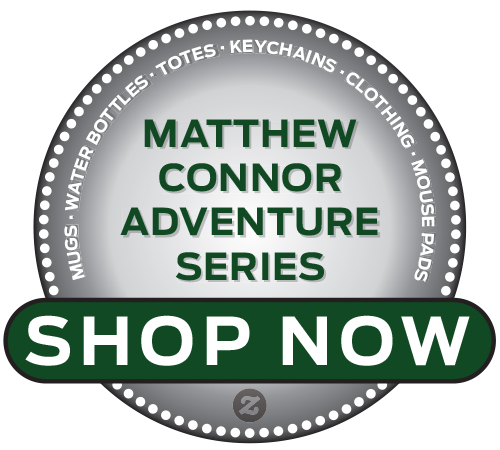 City of Gold (Mathew Connor) | Author Carolyn Arnold