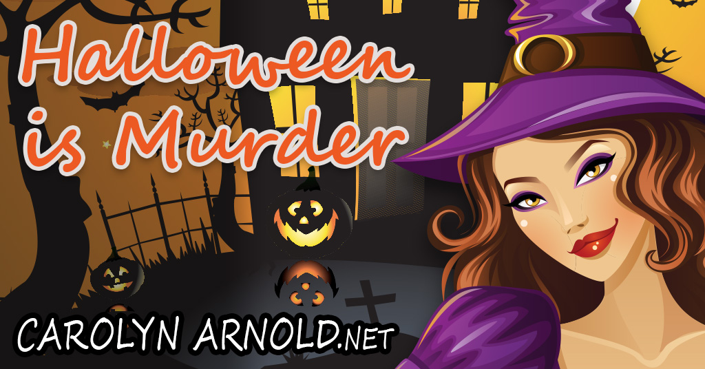Kick off October with Halloween is  Murder #cozymystery 🎃
