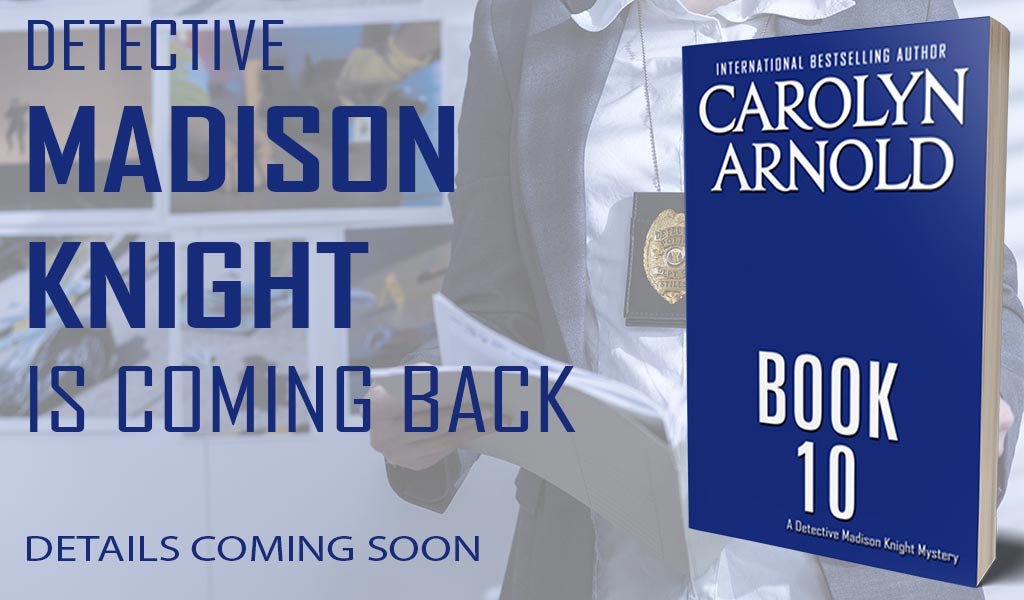 Detective Madison Knight is Returning This Fall
