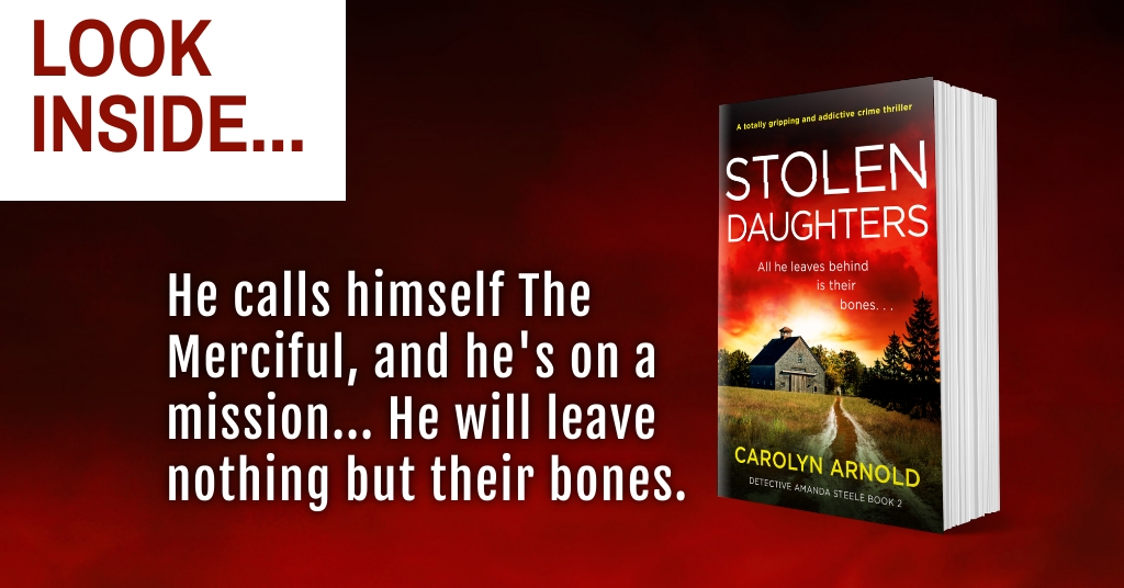Read an #Excerpt from Stolen Daughters #Mystery